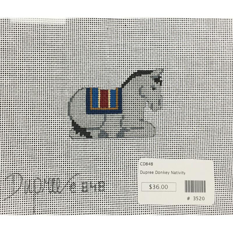 Nashville Needleworks-3520-Dupree Donkey