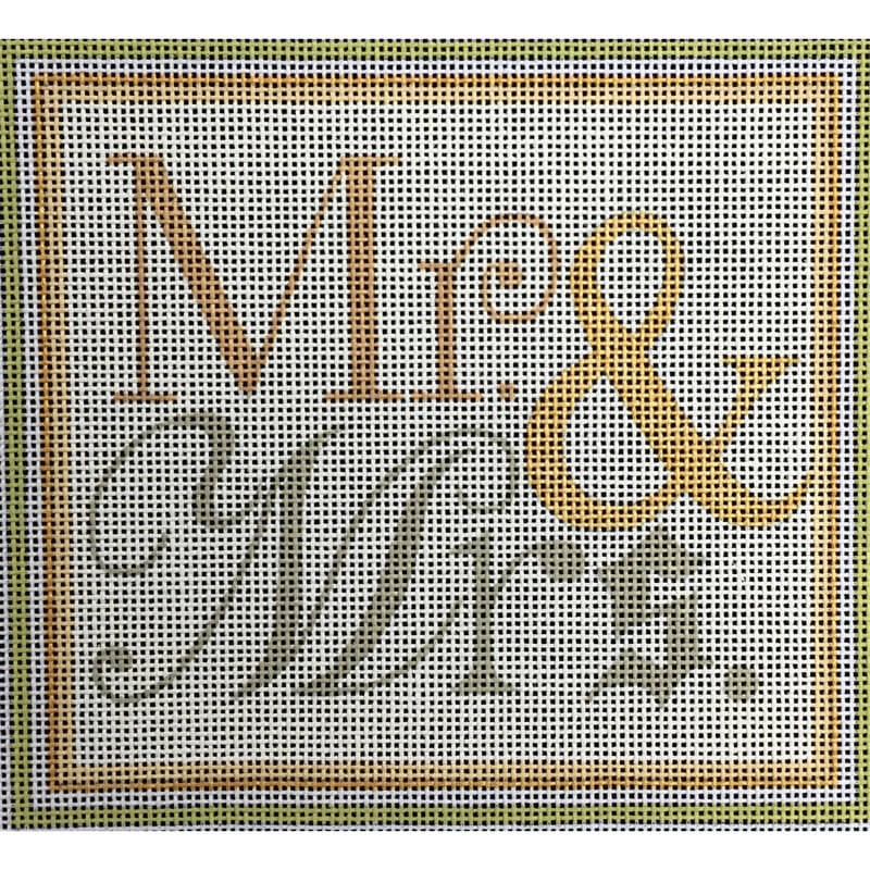 Nashville Needleworks-2250-Mr. & Mrs