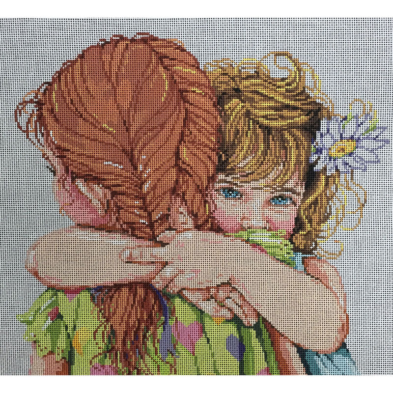Nashville Needleworks-3860-You've Got a Friend