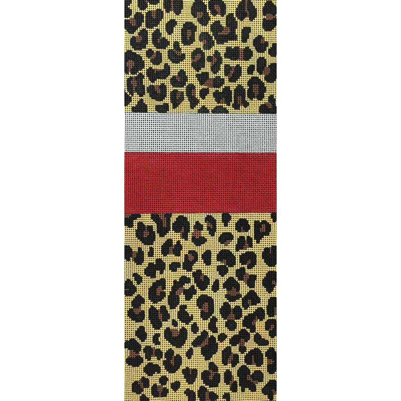 Nashville Needleworks-2391-Leopard Print Handbag