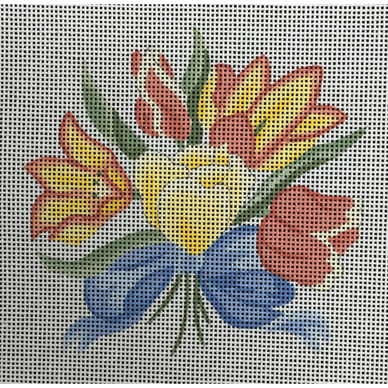 Nashville Needleworks-594-Spring Flowers