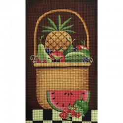 Nashville Needleworks-3722-Fruit Basket