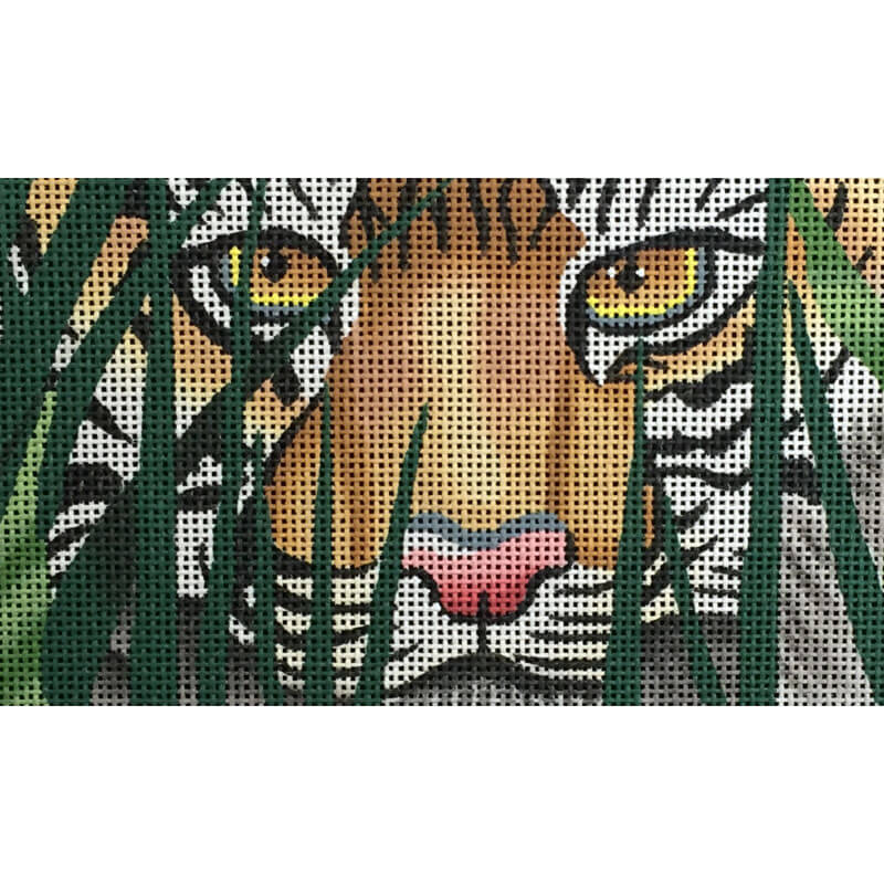 Nashville Needleworks-2681-Jungle Tiger