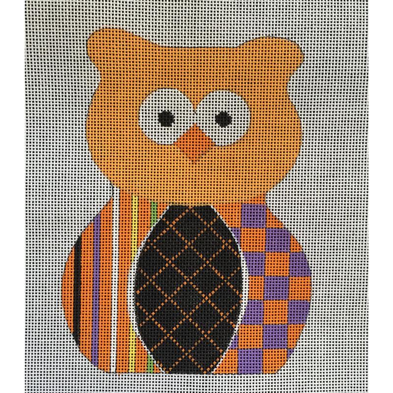 Nashville Needleworks-3216-Halloween Owl
