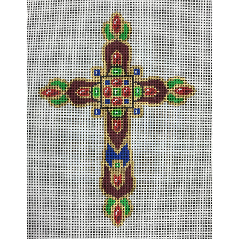 Nashville Needleworks-4042-Red Cross