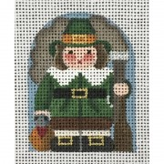 Nashville Needleworks-439-Thanksgiving Thimble-Pilgrim