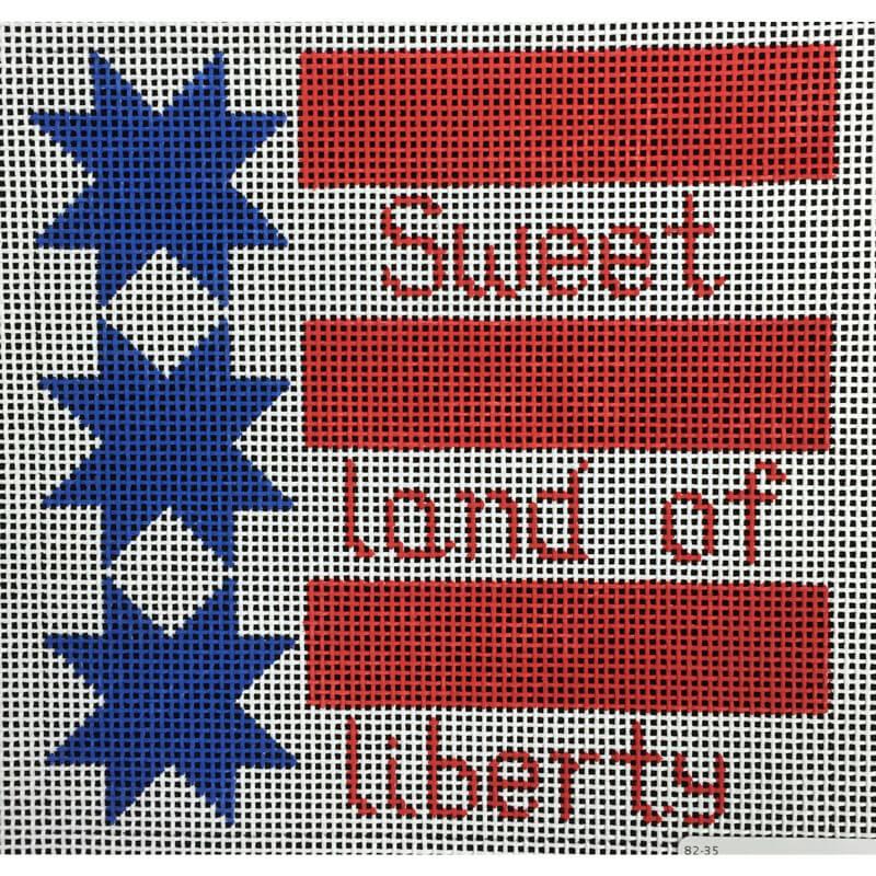 Nashville Needleworks-2954-Sweet Land of Liberty