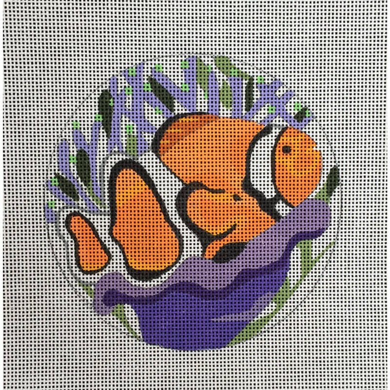 Nashville Needleworks-3996-Clown Fish