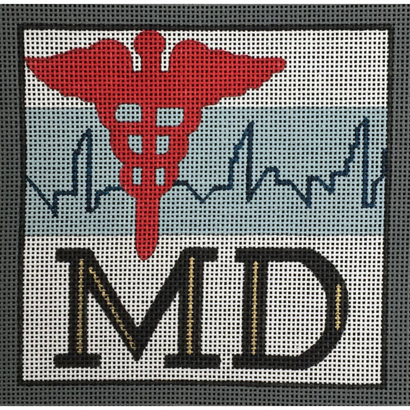 Nashville Needleworks-3991-MD-Doctor