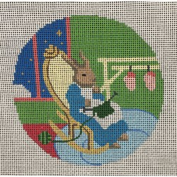 Nashville Needleworks-4130-Good Night Moon-Quiet Old Lady