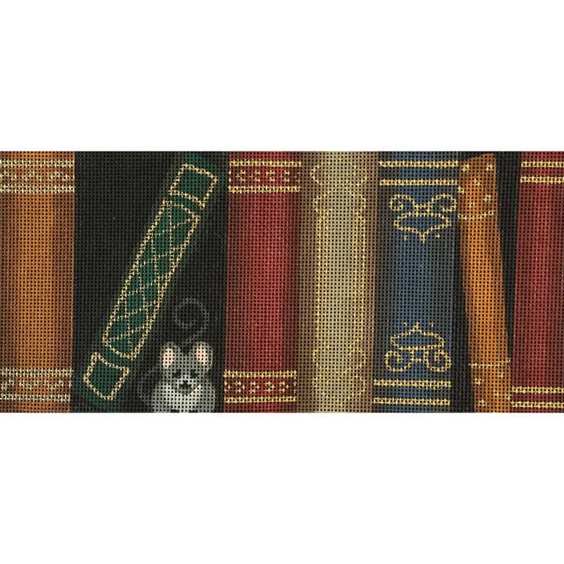 Nashville Needleworks-4277-Book Mouse-II