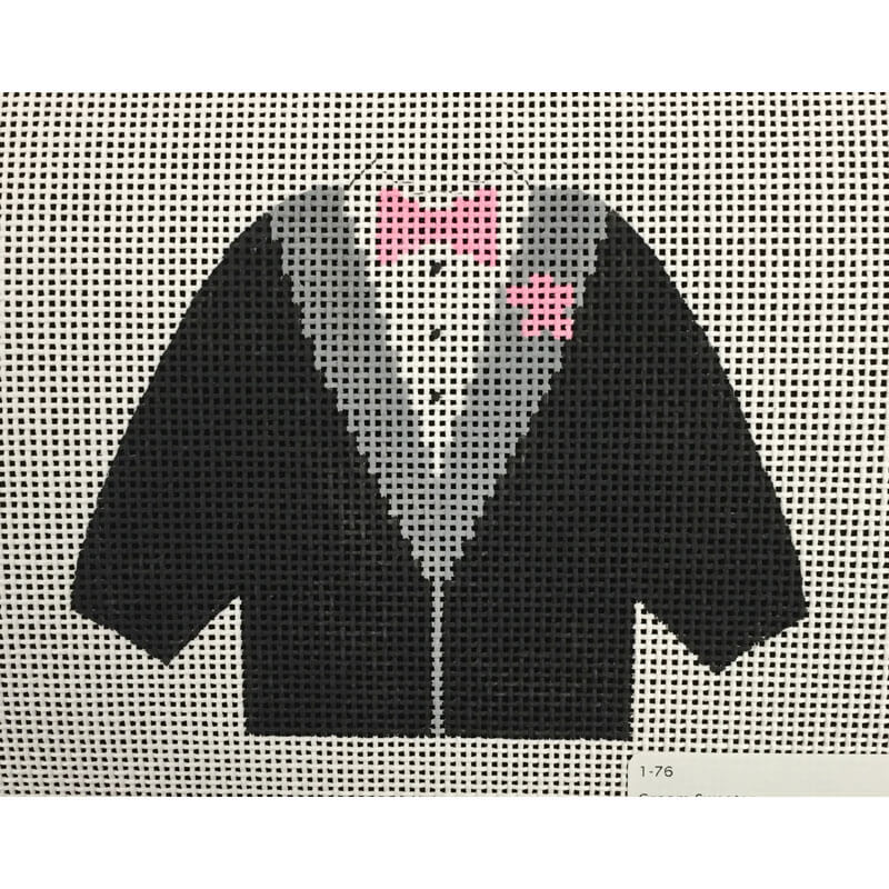 Nashville Needleworks-4244-Groom Sweater
