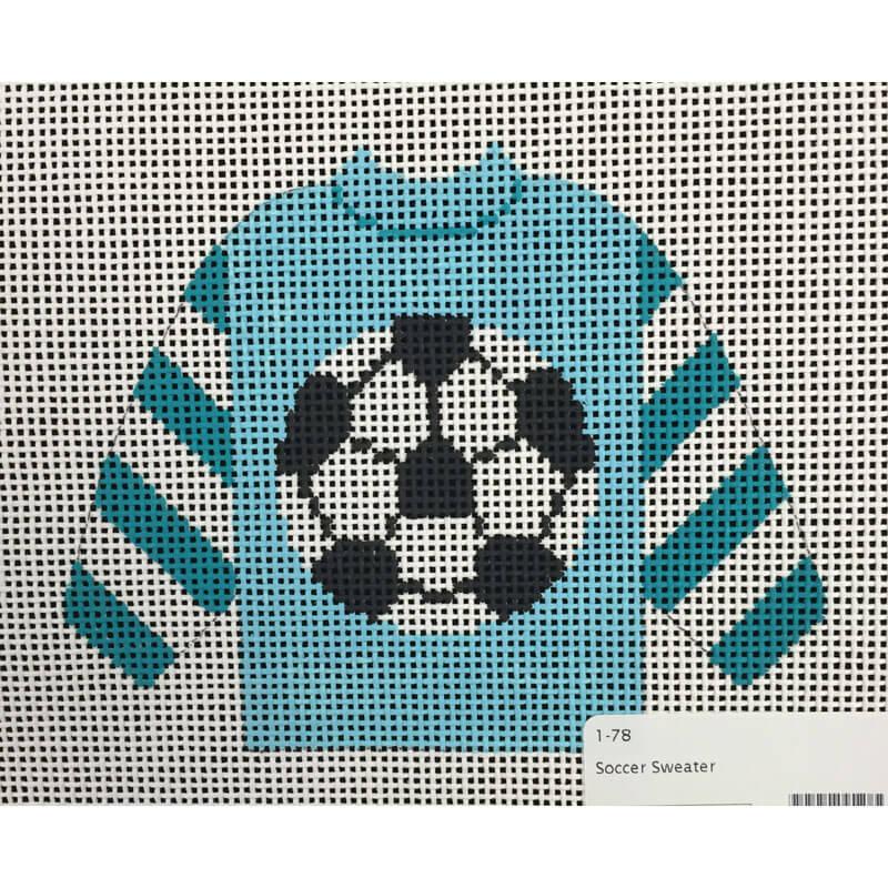 Nashville Needleworks-4243-Soccer Sweater