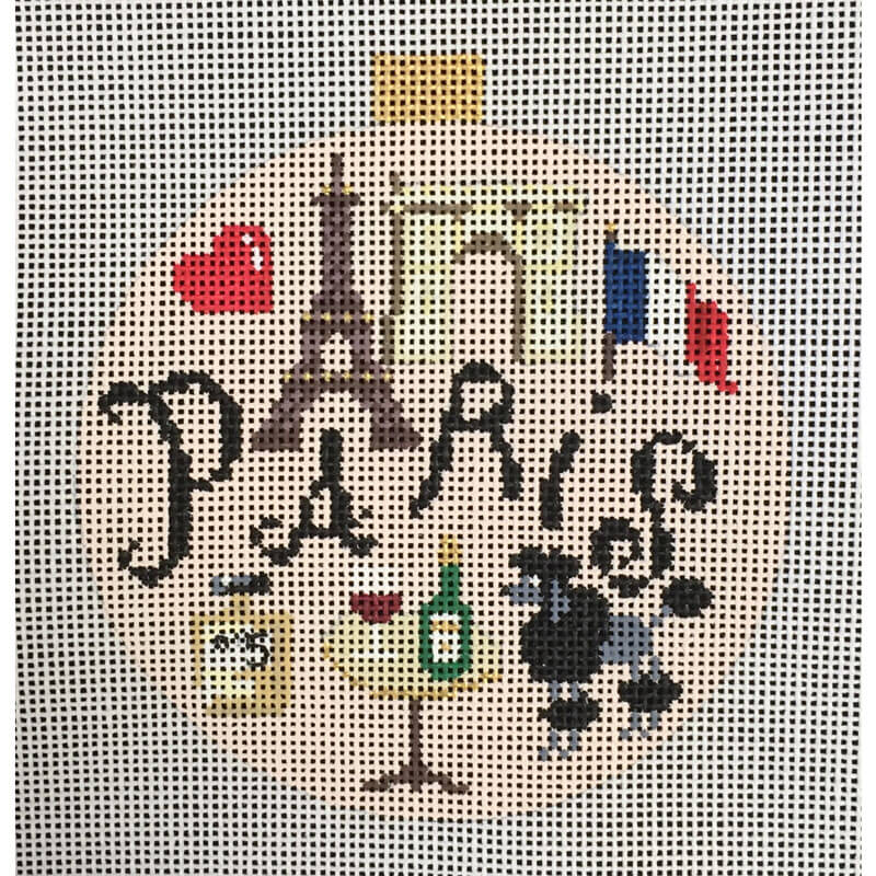 Nashville Needleworks-4455-Travel Round-Paris