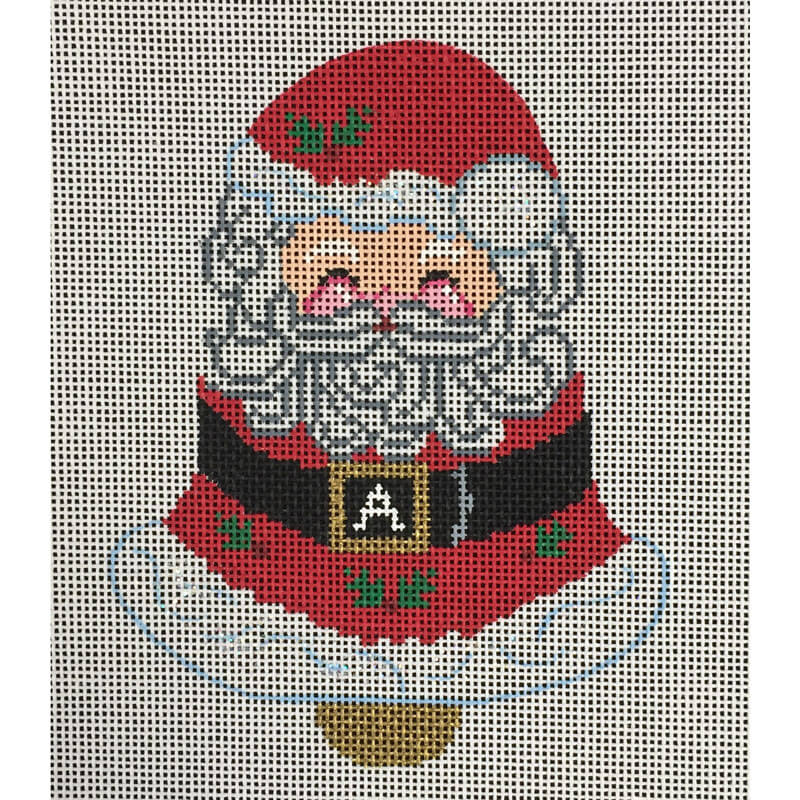 Nashville Needleworks-4449-Univ of AL Santa Bell