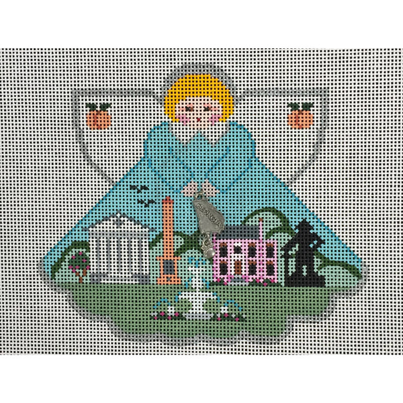 Nashville Needleworks-4464-Savannah GA Angel