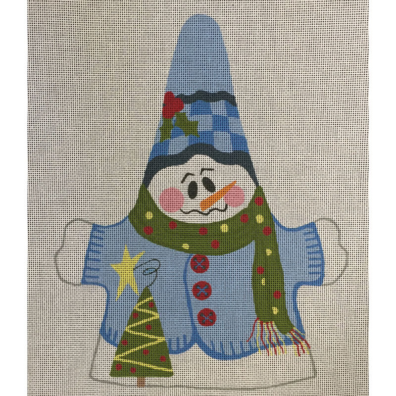 Nashville Needleworks-577-Jack the Snowman