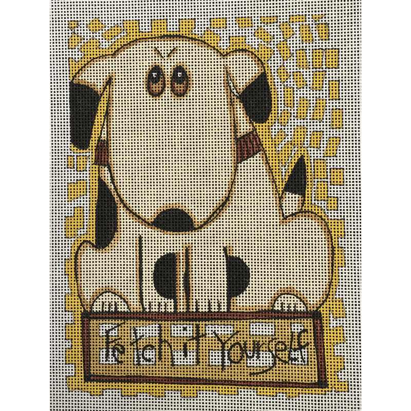 Nashville Needleworks-4510-Fetch It Yourself