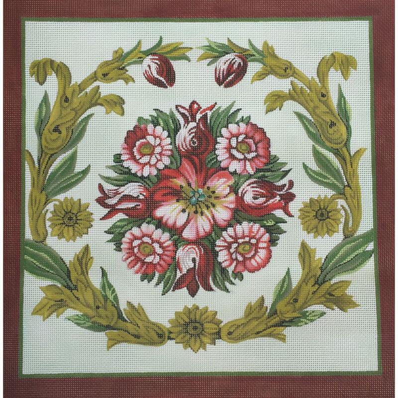 Nashville Needleworks-868-Roses & Tulips