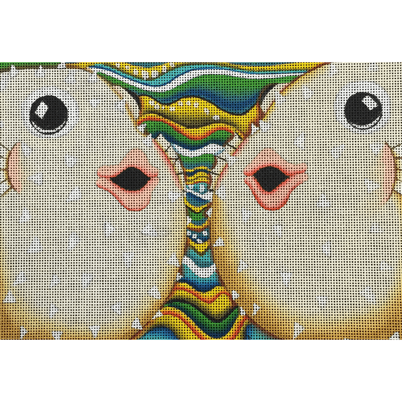 Nashville Needleworks-4514-Puff Buddies