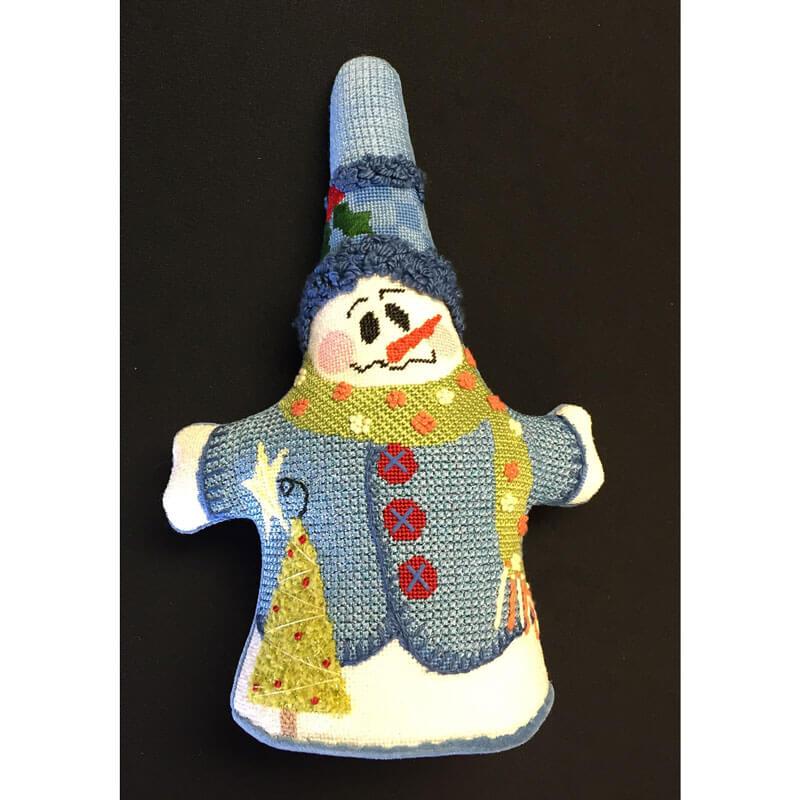 Nashville Needleworks-577-Jack the Snowman