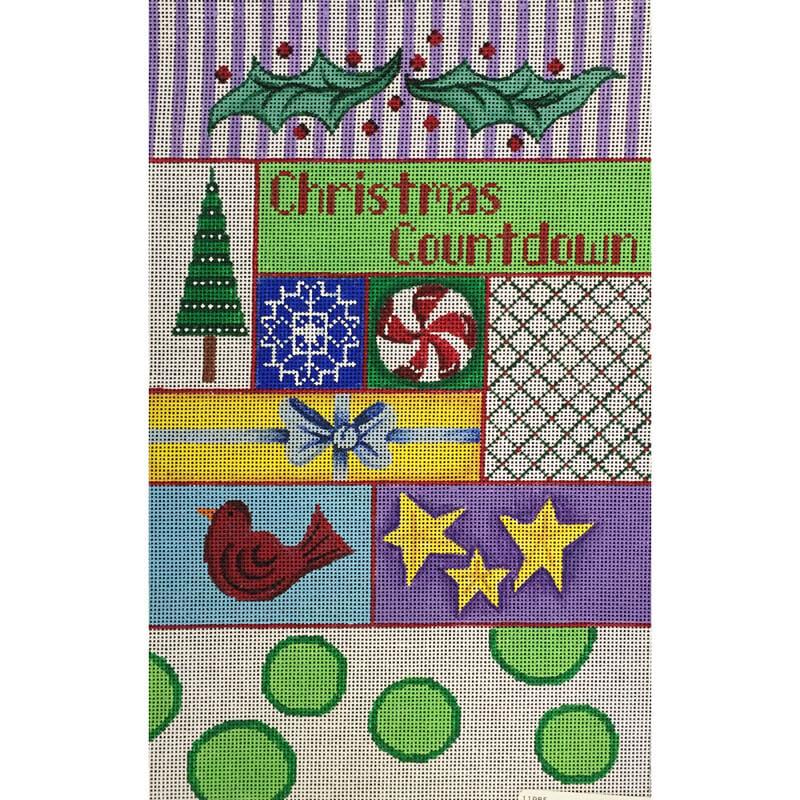Nashville Needleworks-4644-Christmas Countdown