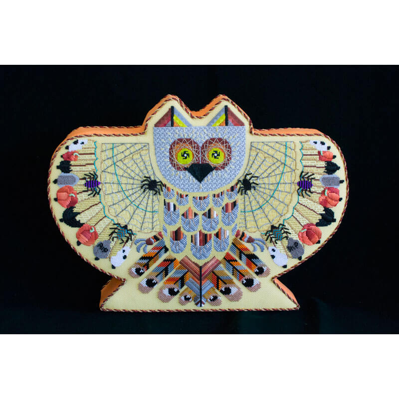 Nashville Needleworks-Haunted Hooter