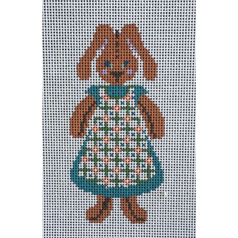 Nashville Needleworks-4672-Stuffed Bunny