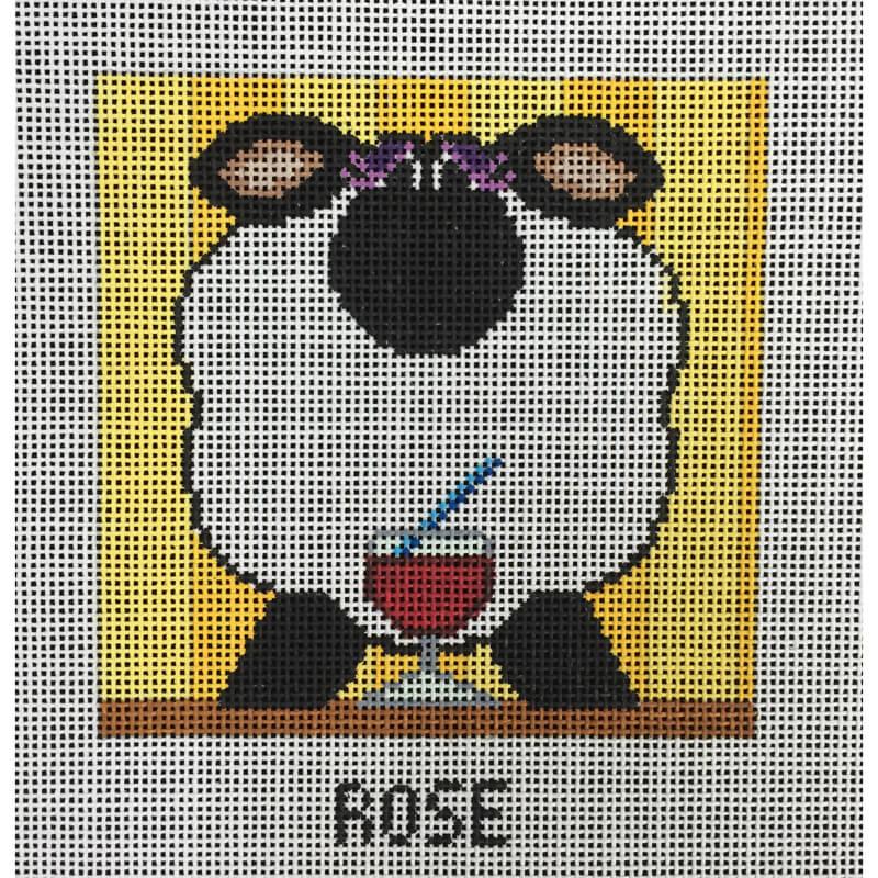 Nashville Needleworks-4709-Rose
