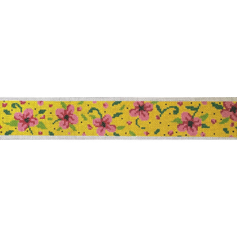 Nashville Needleworks-3047-Floral Headband
