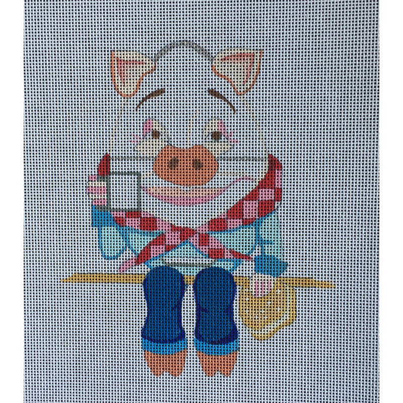 Nashville Needleworks-3497-Bacon & Egg