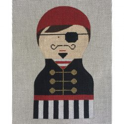 Nashville Needleworks-2456-Pirate