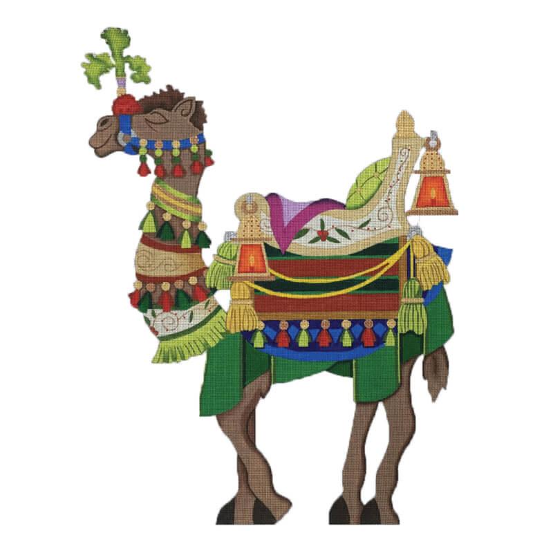 Nashville Needleworks-Camel