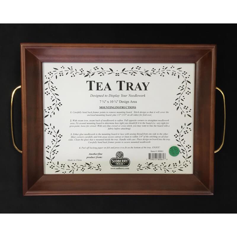 Nashville Needleworks-2873-Tea Tray