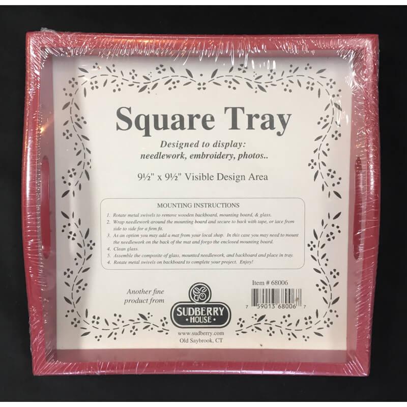 Nashville Needleworks-740-Square Tray