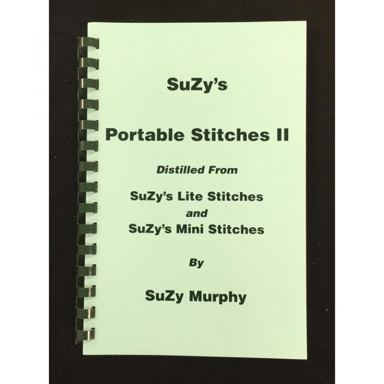 Nashville Needleworks-3119-Suzy's Portable Stitches II