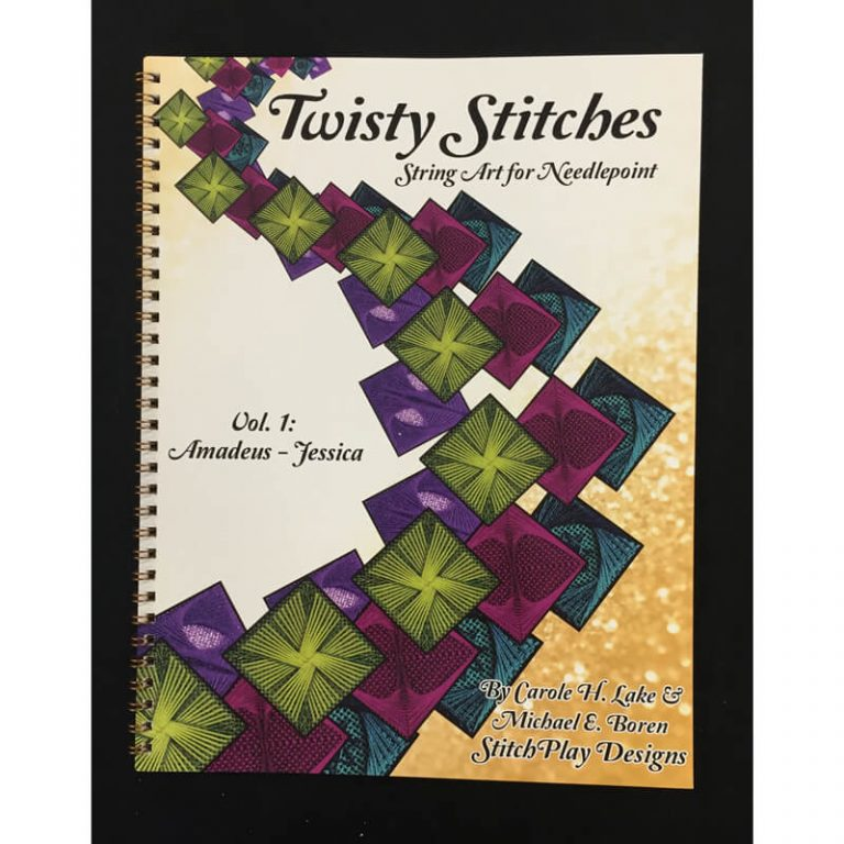 Nashville Needleworks-4145-Twisty Stitches, Vol 1