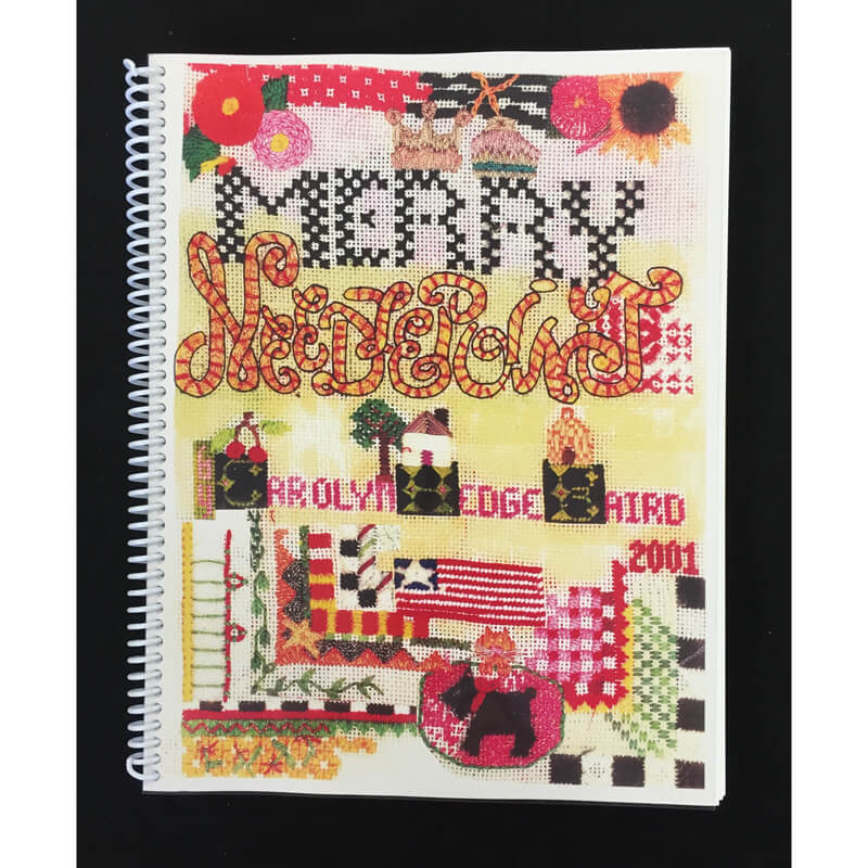 Nashville Needleworks-2907-Merry Needlepoint