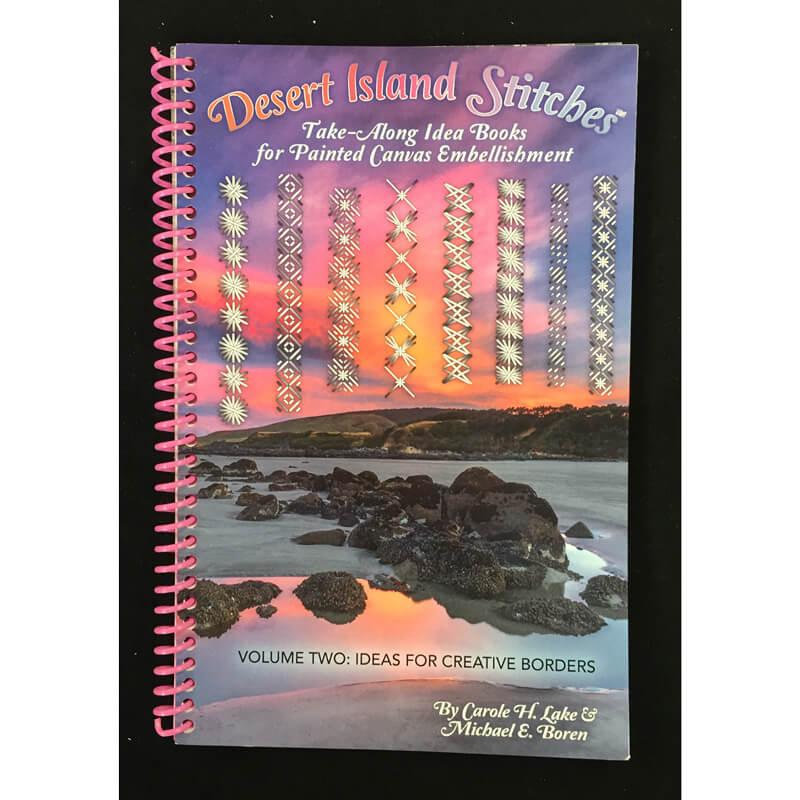 Nashville Needleworks-4144-Desert Island Stitches, Vol II