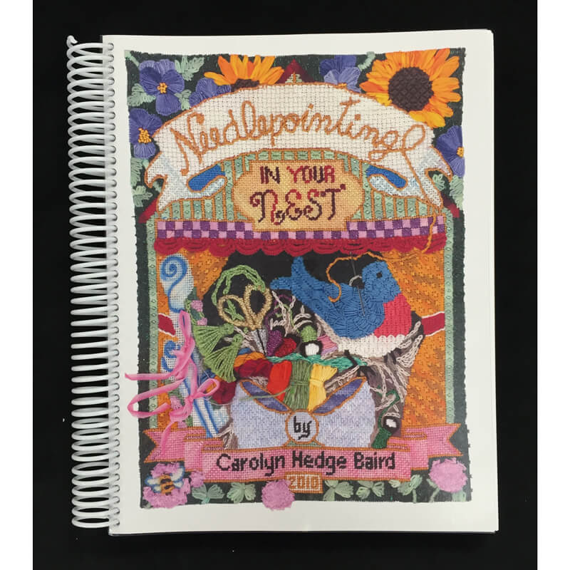 Nashville Needleworks-2908-Needlepoint in Your Nest