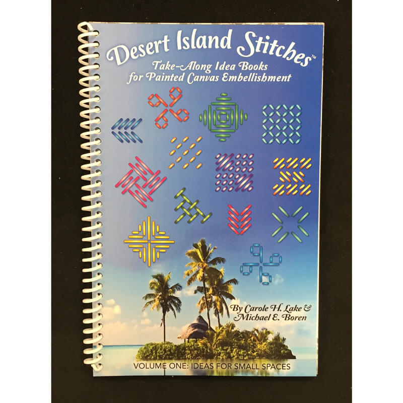 Nashville Needleworks-2705-Desert Island Stitches Vol I