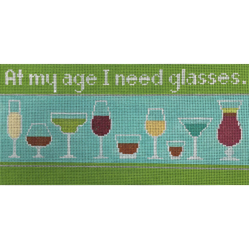 Nashville Needleworks-4922-At My Age I Need Glasses