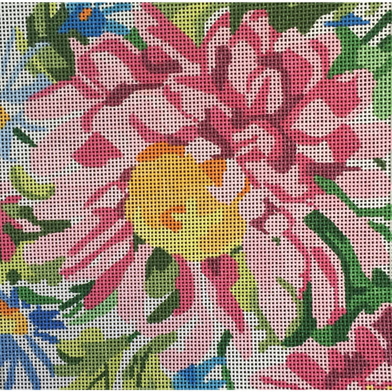 Nashville Needleworks-5211-Sm. Loving Bouqet #1
