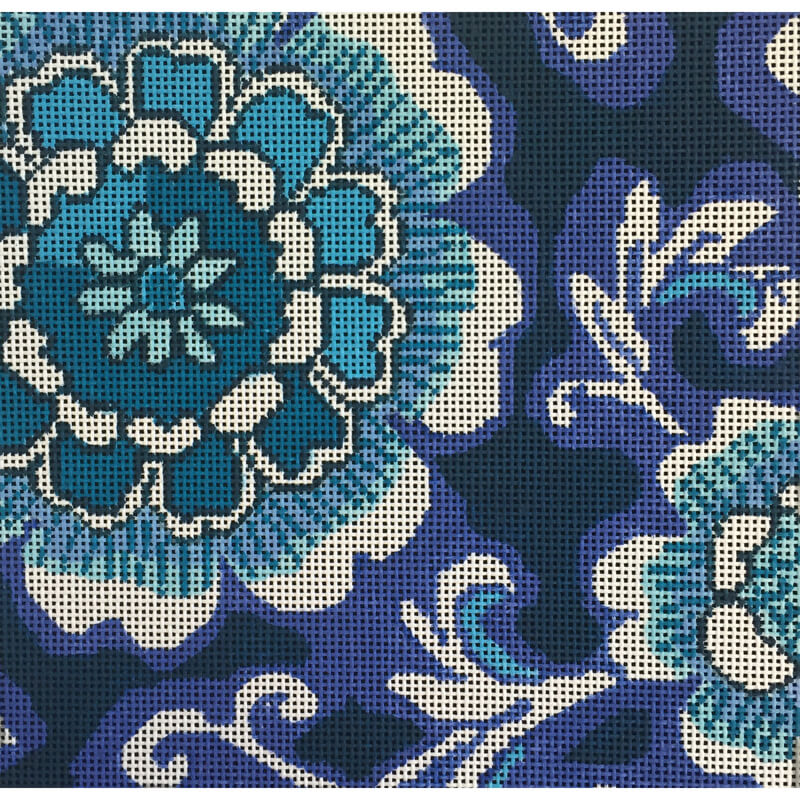 Nashville Needleworks-5209-Sm. Porcelain Flower #1