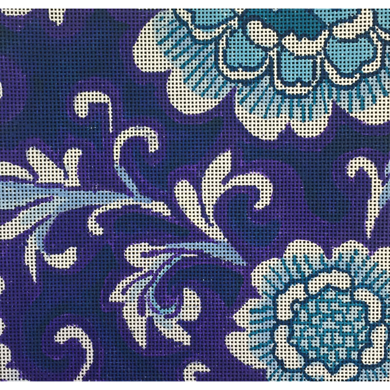 Nashville Needleworks-5210-Sm. Porcelain Flower #2