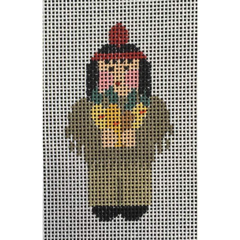 Nashville Needleworks-4974-Tiny Indian Man