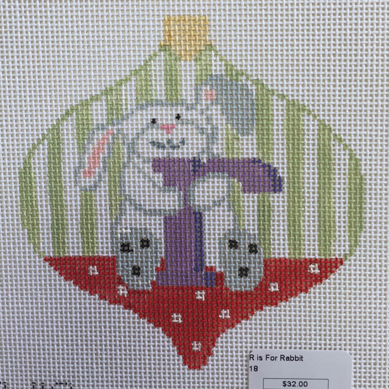 Nashville Needleworks-4998-R.B. For Rabbit