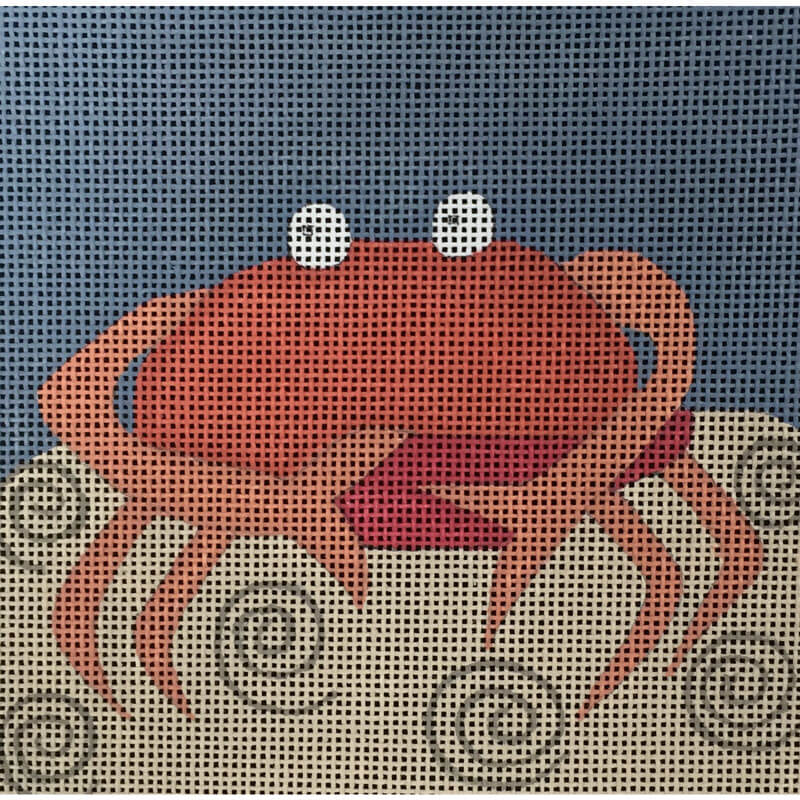 Nashville Needleworks-5462-August Crab