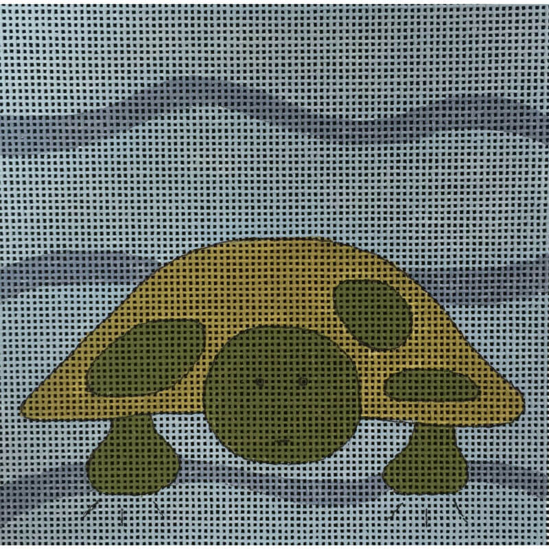 Nashville Needleworks-5463-Baby Turtle