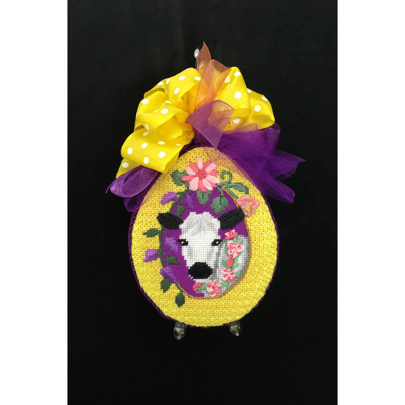 Nashville Needleworks-5536-Easter Babies-Daisy